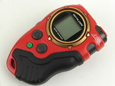 Bandai Digimon D-Tector Digivice Black/Red 3.0