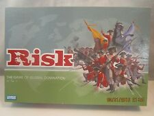 Risk: The Game Of Global Domination Board Game 2003 100% Complete w/Golden Token