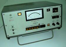 Amplifier 1171-4 Magnetic AB Schweden Noise Figure Meter 117 Funker Sammler