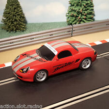 Scalextric 1:32 DIGITAL CAR-RED Porsche Boxster