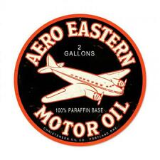 Areo Eastern Motor Oil Metal Sign Man Cave Garage Body Shop Barn Station PTS159