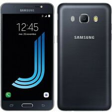 SAMSUNG GALAXY J5 2016 SM-J510FN BLACK FACTORY UNLOCKED 16GB PHONE ONLY