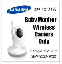 Samsung SEB-1015RW Wireless Baby Video Monitor Camera for SEW-3020 SEW-3022