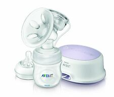 Phillps Avent BPA Free Comfort Breast Pump -Single Electric- New! SCF332-11