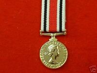 New Special Constabulary Miniature medal British Medals
