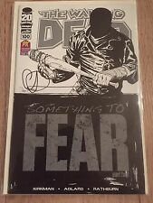 THE WALKING DEAD #100 B&W SDCC SKETCH VARIANT 1ST APP NEGAN SIGNED IMAGE COMICS