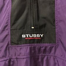 Rare Purple Stussy Jacket L