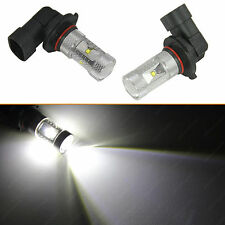 Xenon White H10 9145 HIGH POWER CREE Fog Light Projector LED Bulbs