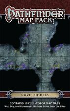 Pathfinder RPG: Map Pack - Cave Tunnels PZO 4049