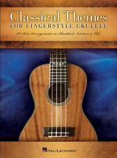 Classical Themes For Fingerstyle Ukulele Learn to Play Ave Maria UKE Music Book