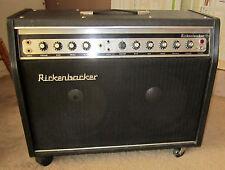 1977 Rickenbacker 100 watt TR-100  Twin Reverb Amplifier
