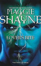 Lover's Bite by Maggie Shayne *Wings in the Night* VG (2008, PB) Comb ship avail