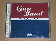 GAP BAND - THE BALLADS COLLECTION - CD