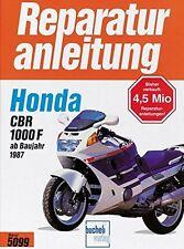Reparaturanleitungen Honda CBR 1000 F (ab 1987)