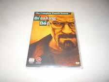 BREAKING BAD : THE COMPLETE FOURTH SEASON DVD FOUR DISC SET