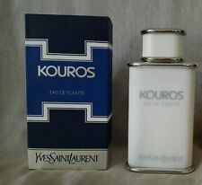 KOUROS  YVES SAINT LAURENT eau de toilette  100ml splash , OLD FORMULA  rare