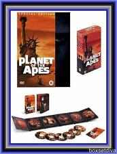 THE PLANET OF THE APES - SPECIAL EDITION 6 DVDS *** BRAND NEW BOXSET