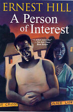 A Person of Interest, Hill, Ernest, Very Good Book