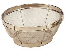 Cook Pro 12-Inch Stainless Steel Mesh Colander, New, Free Shipping