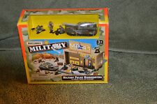 MATCHBOX MILITARY POLICE HEADQUARTERS FOLD UP PLAYSET MP-41 New in Box 1996