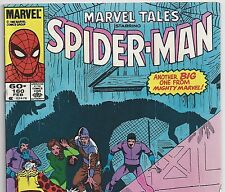 The AMAZING SPIDER-MAN #22 Reprint in Marvel Tales #160 from Feb. 1984 in Fine+