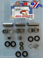 Kawasaki KX125 KX250 KX500 1989 - 2004 All Balls Swingarm Bearing & Seal Kit
