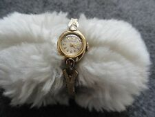 Vintage Wittnauer Wind Up Ladies Watch with a Stretch Band