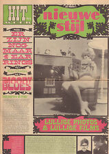 HITWEEK 1966 nr. 10 - DUTCH MAGAZINE WITH GOLDEN EARRINGS/RAY CHARLES/BOB LENS
