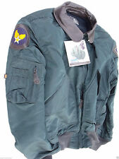 NEW US MADE Alpha Industries 45/P Army Pilot Military Bomber Flight Jacket 2XL