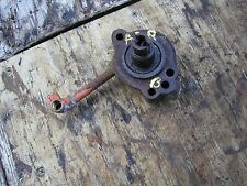 Allis Chalmers B tractor Orignal AC engine motor oil pump assembly