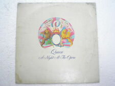 QUEEN A NIGHT AT THE OPERA RARE LP record vinyl INDIA INDIAN 174 VG-