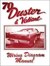 1970 Plymouth Valiant Duster Wiring Manual