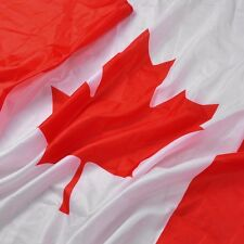 Canadian Flag 3 x 5 ft Polyester Canada Maple Leaf Banner Indoor Outdoor Gr