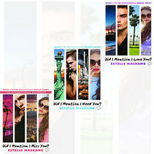 DIMILY Trilogy Series 3 Books Collection Set By Estelle Maskame NEW PRE-ORDER PB