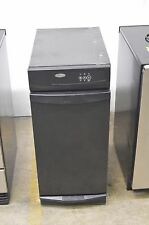"""Whirlpool GC900QPPB 15"""" Black Full Console Trash Compactor NEW #01712"""