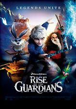 DVD:RISE OF THE GUARDIANS - NEW Region 2 UK