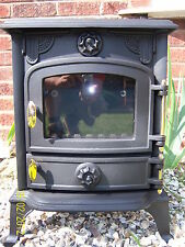 SOFIA - Wood Burning Stove, Woodburner, Log Burner, Multifuel Stove. 6kw Output!