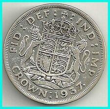 United Kingdom - 1937 - A Crown -Seems Proof Like !