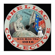 2016 BIG BIG 78s CD -29 GREAT ORIGINAL 78rpm RECORDS FROM THE SHELLAC COLLECTIVE
