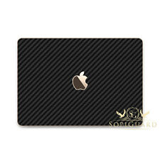 SopiGuard Carbon Fiber Skin Full Body Film Apple Macbook 12 Retina