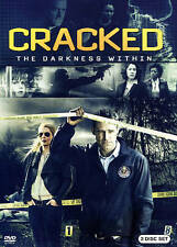 CRACKED: THE DARKNESS WITHI...-CRACKED: THE DARKNESS WITHIN (2PC) / (2PK)DVD NEW