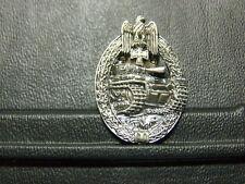 Pin Panzerkampfabzeichen - 3,5 x 2,5 cm