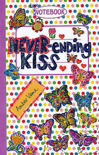 THE NEVER-ENDING KISS (LOVE NOTEBOOK), AMBER VANE, Used; Good Book