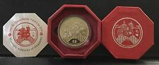 Singapore 2005 Rooster Cupro Nickel Proof-Like Lunar $2 Coin