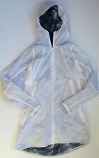 Nike Men White Air Jordan VII Pinnacle Hoodie Raincoat Jacket - 642592 -XL- NWT