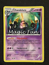 POKEMON CHANDELURE 101/99 FUORI SERIE - DESTINI FUTURI [MF]