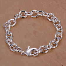 Luxus 925 Sterling Silber Armband - 20cm - Neuware