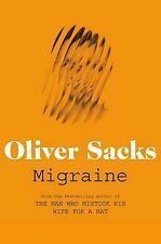 Migraine by Oliver Sacks (Paperback, 2012) New Book