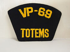 VP - 69 Totems Patch Patches USN US Navy USA Military NEW