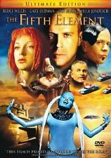 Brand New DVD The Fifth Element Bruce Willis Milla Jovovich Gary Oldman